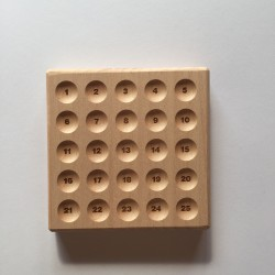 25 board