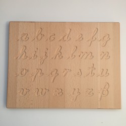latin source ABC board
