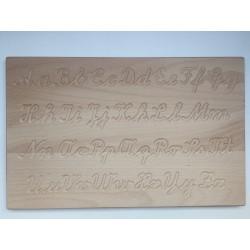lateinische Ausgangsschrift...