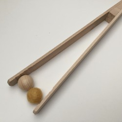 beech wood tweezers
