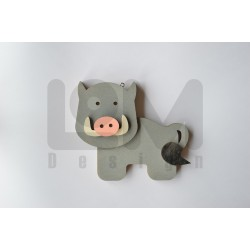 Wild boar for mobiles